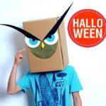 Eco disfraces para Halloween