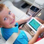 Los niños prefieren tecnología