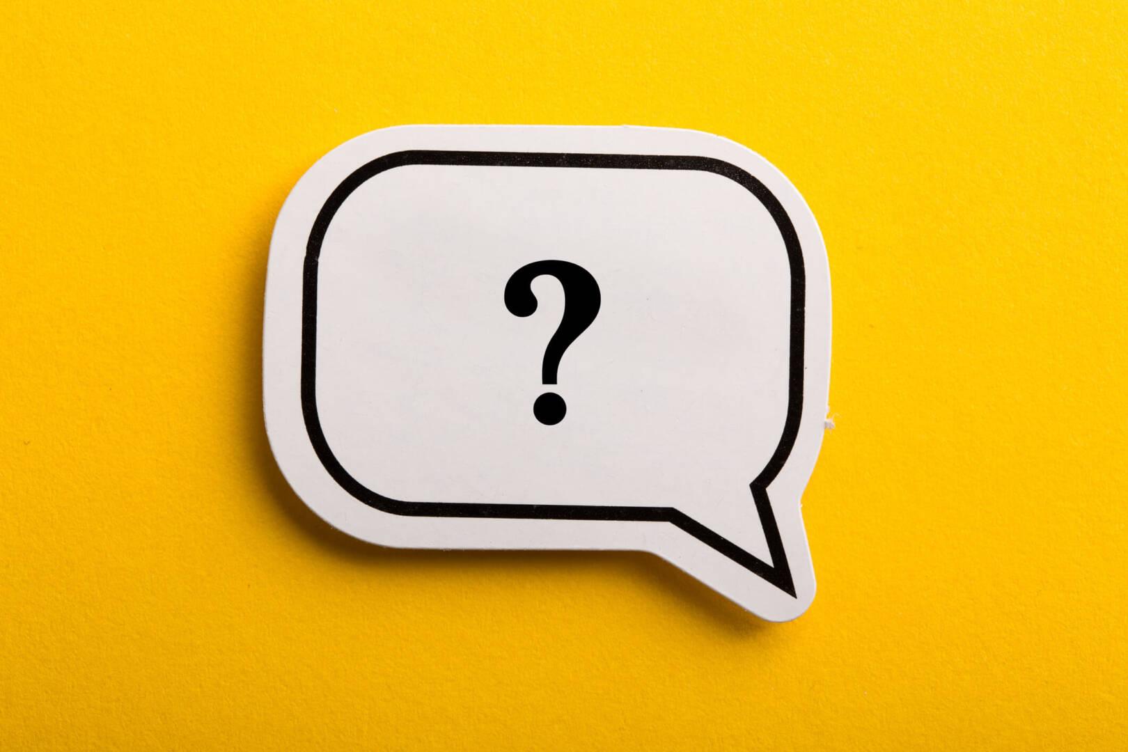 Las preguntas y lo desconocido