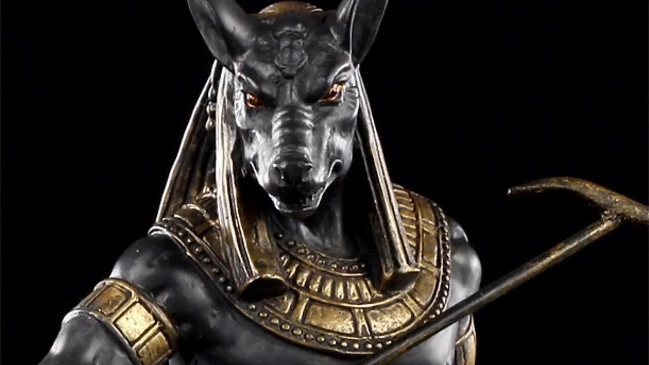 Mitología egipcia: SETH, TYPHON