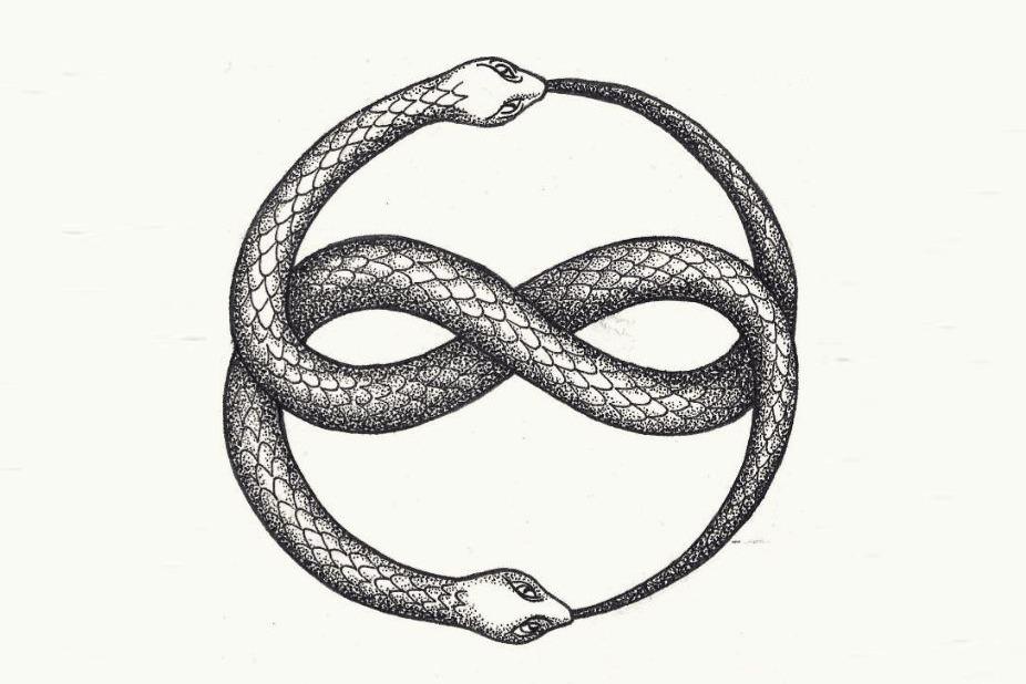 El eterno retorno: la paradoja de la serpiente