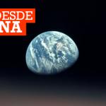 NASA: imágenes jamás vistas primer viaje a la Luna.