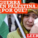 Todo sobre Palestina es doloroso