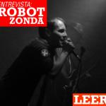 Entrevista a Robot Zonda.