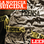 La noticia suicida.