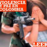 Violencia y paz en Colombia