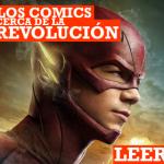 Los cómics traspasan a la televisión: cerca de la revolución