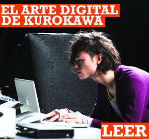 Ryoichi Kurokawa y el arte digital