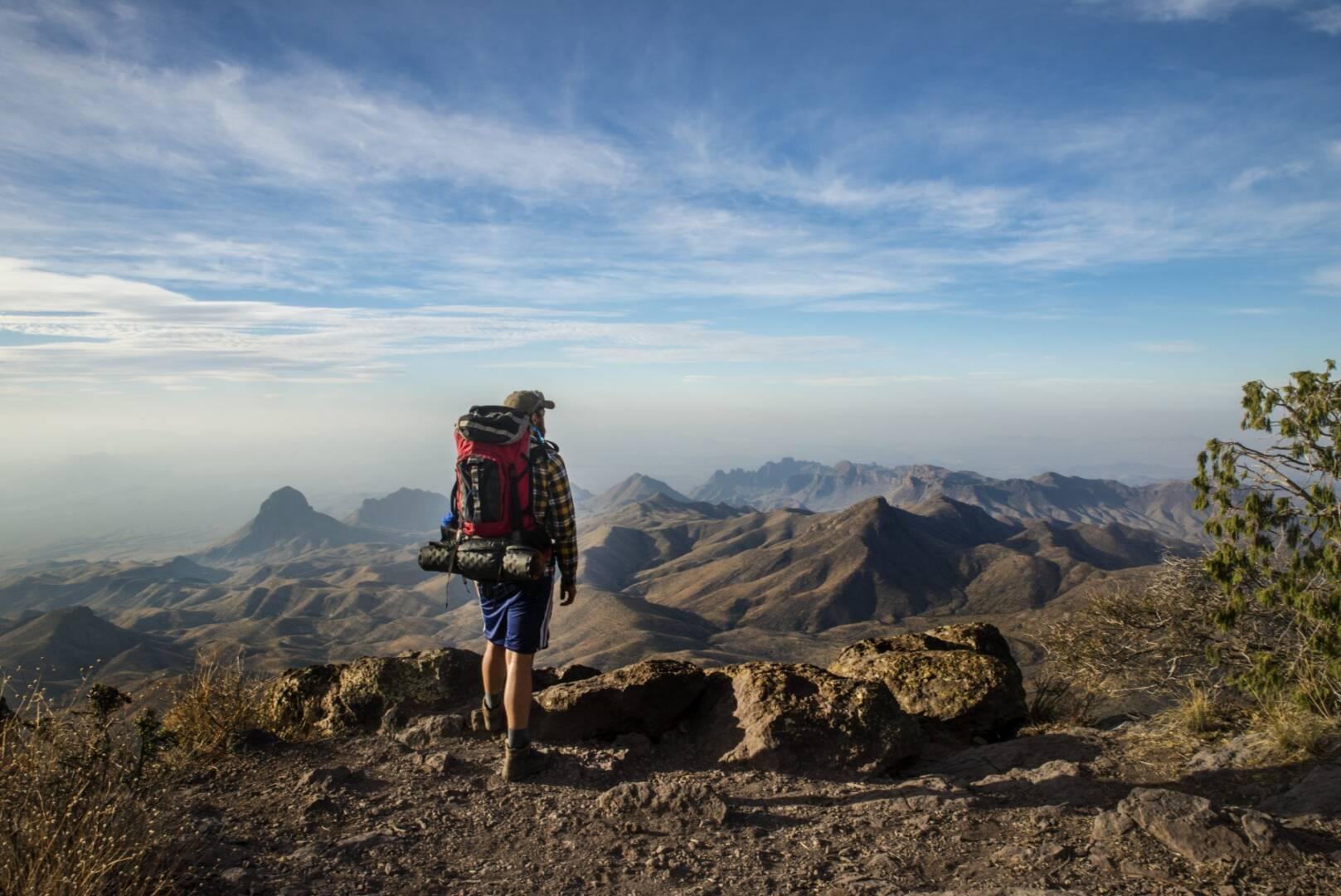 Animarse a la aventura de viajar sin tecnología y sin un centavo
