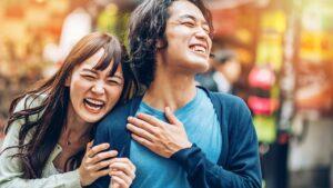 Todas las sonrisas se encuentran en Japón