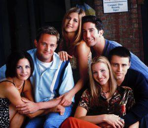 5 curiosidades de «Friends»