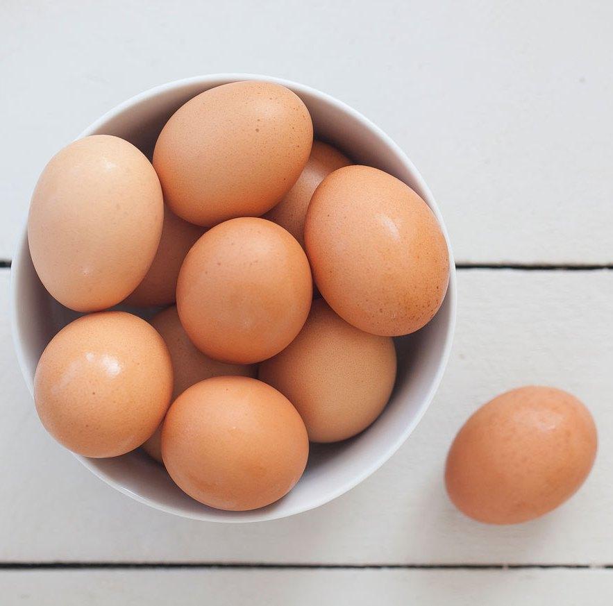 Los beneficios del huevo y tres recetas