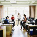 Espacios de trabajo en un mundo donde la ergonomía es un valor