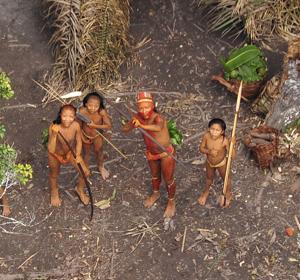 Sentineleses: la tribu inalcanzable