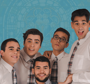 """Comedia de la hostia: """"Chicos católicos, apostólicos y Romanos"""""""