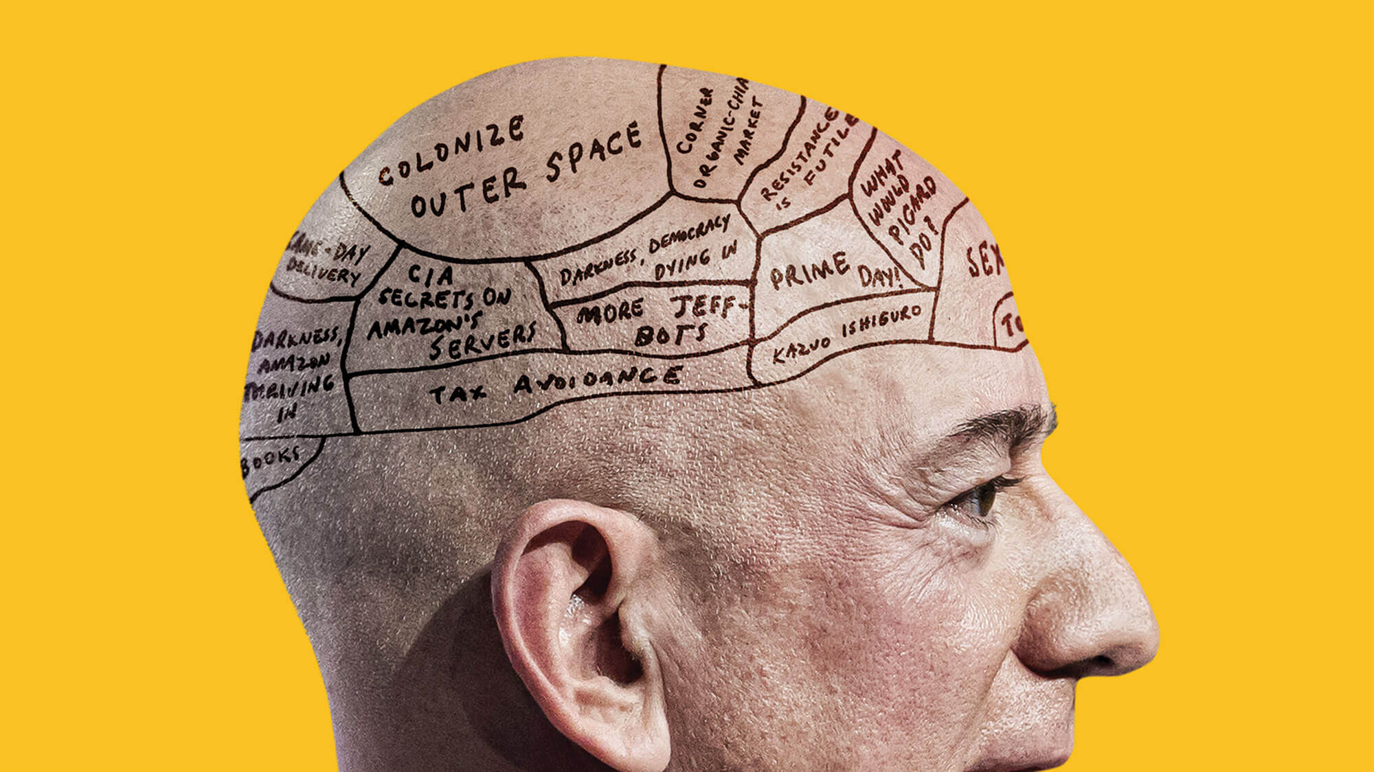 Jeff Bezos y las pequeñas cosas de la vida