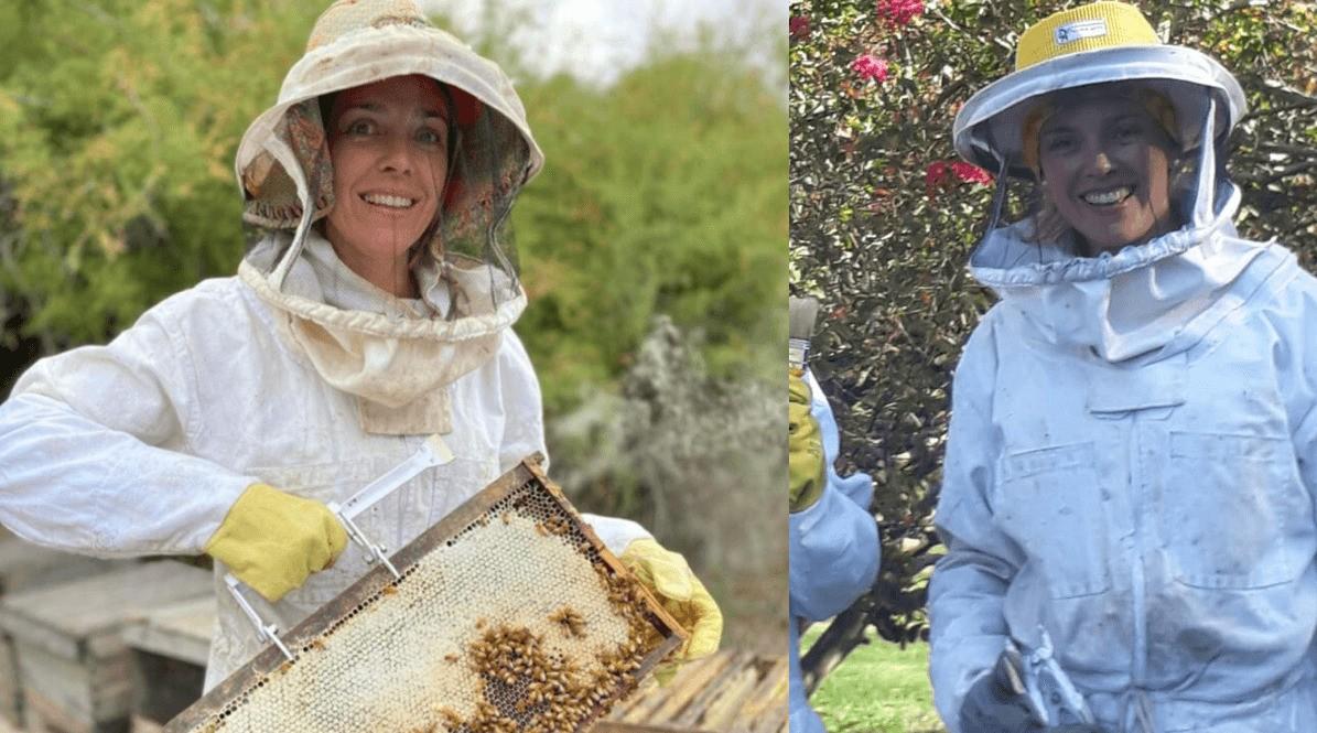 La miel las convirtió en Reinas de corazones
