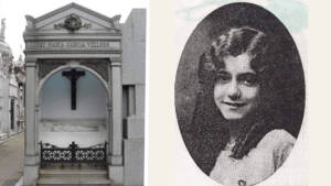 Detrás del mito: historia de la dama de blanco