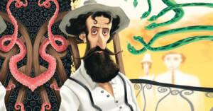 Horacio Quiroga y el hombre de la máscara gris