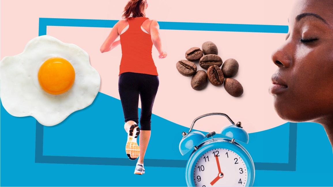 Así es cómo tu metabolismo influye en la cantidad de calorías que quema cada día