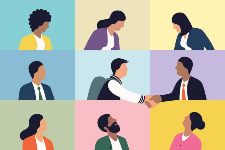 Eventos de «networking»: ¿haciendo amigos, clientes o colegas?
