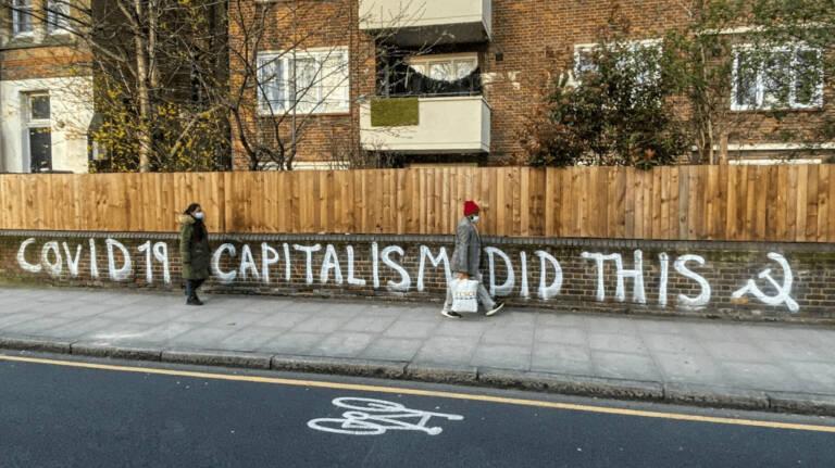 COVID-19: cambio climático y capitalismo