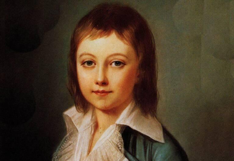 Luis XVII, el niño rey muerto: una historia de realismo mágico